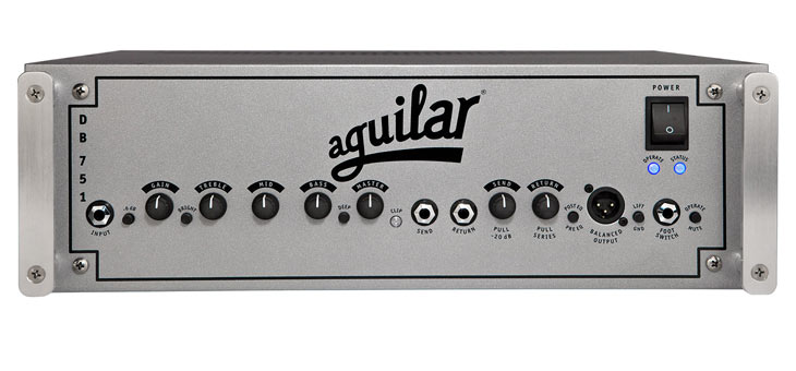Aguilar - DB751 used