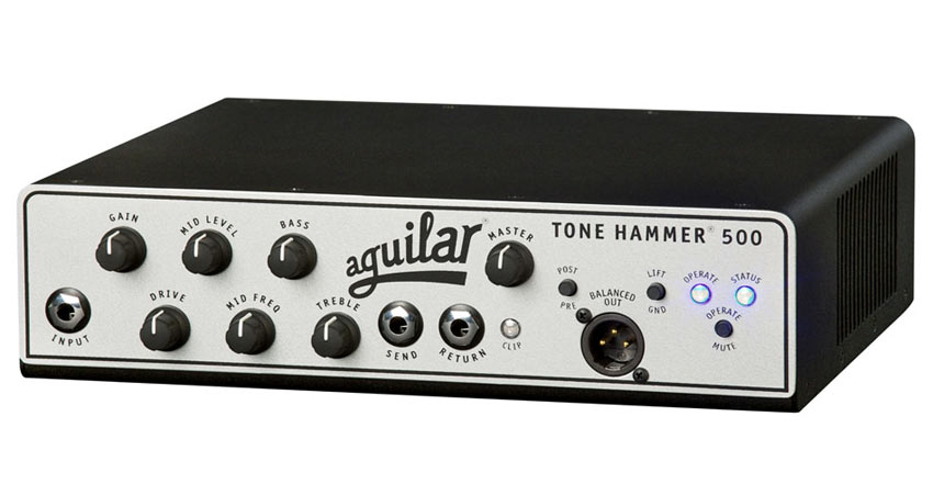 Aguilar - Tone Hammer 500 used