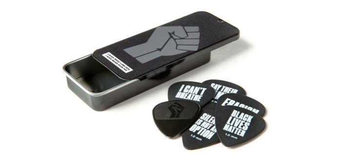 Dunlop - Black Lives Matter Pick tin