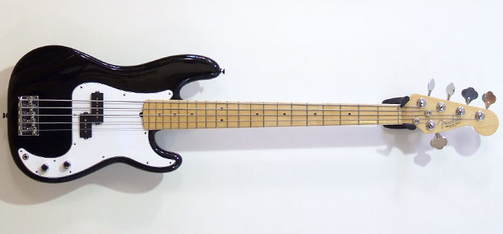 Fender - Am Standard P 5-string used