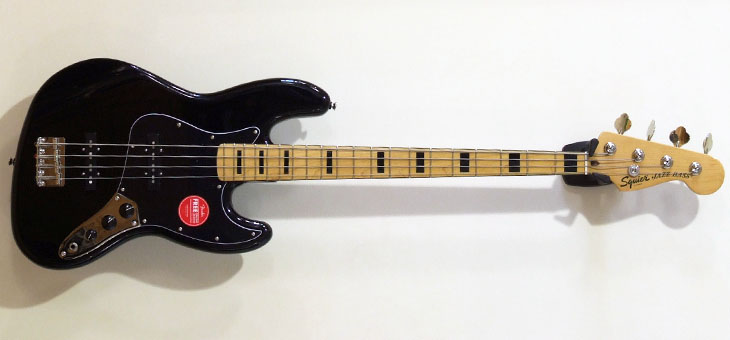 Fender - Squier Classic Vibe Jazz Bass '70s