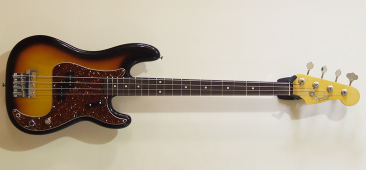 Fender - Custom Shop Sean Hurley Signature 1961 Precision Bass