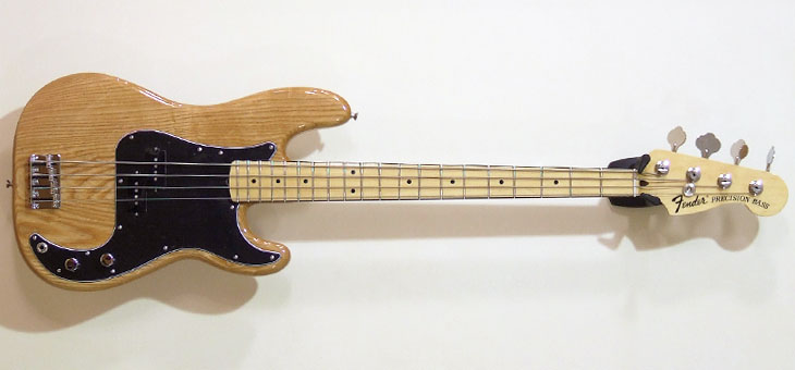 Fender - Ltd 70s P bass