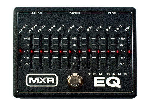 MXR - 10-band Graphic EQ