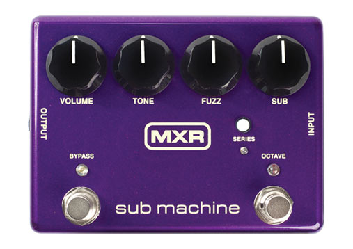 MXR - Submachine Octave Fuzz