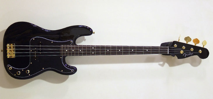 Fender - Midnight P bass