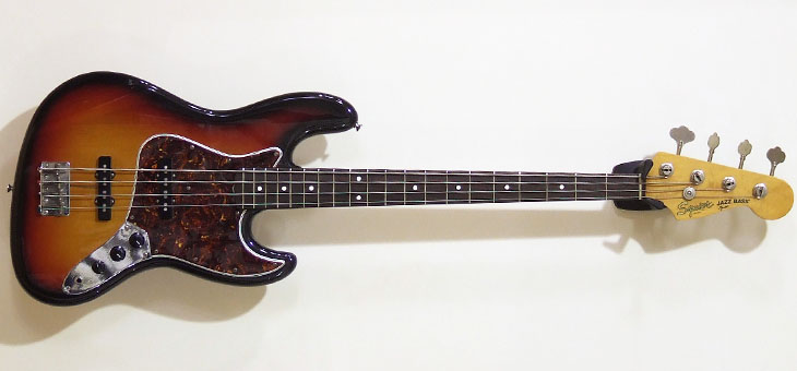 Fender - Squier JV Jazz used