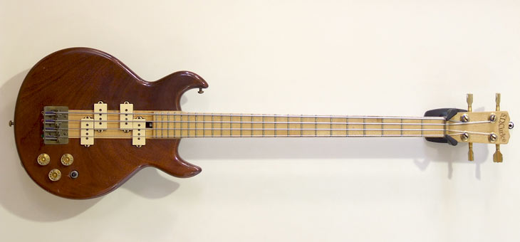 SD Curlee - '78 Standard II Medium scale