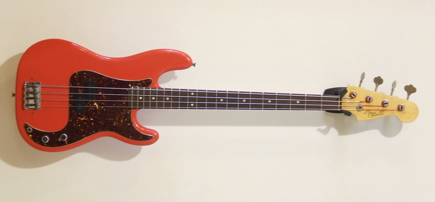 Fender - Custom Shop Pino Palladino Signature Precision Bass