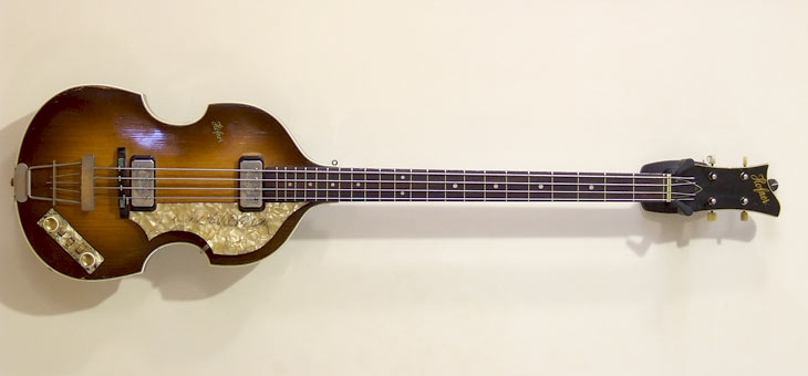 Höfner - '62 500/1 Violin Bass