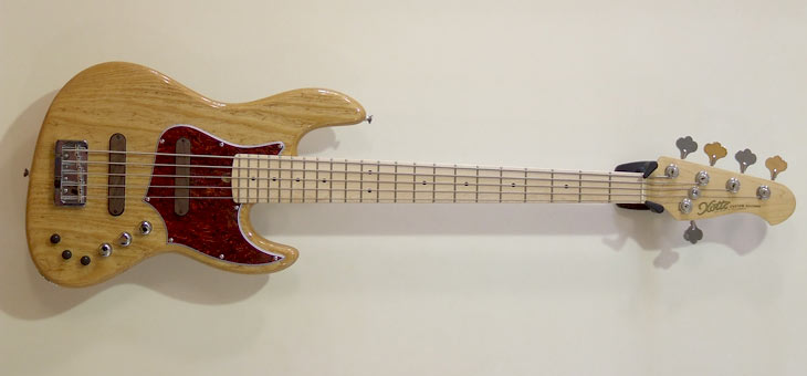 Xotic - XJ ProVintage 5 (natural)