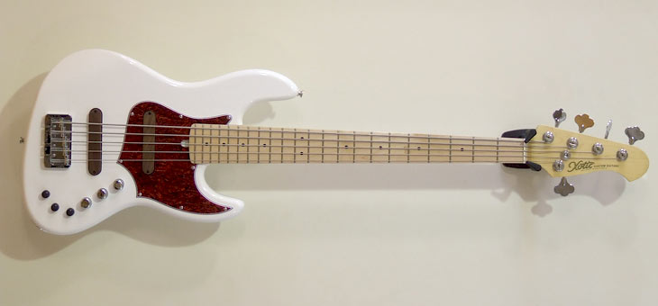 Xotic - XJ ProVintage 5 (white)