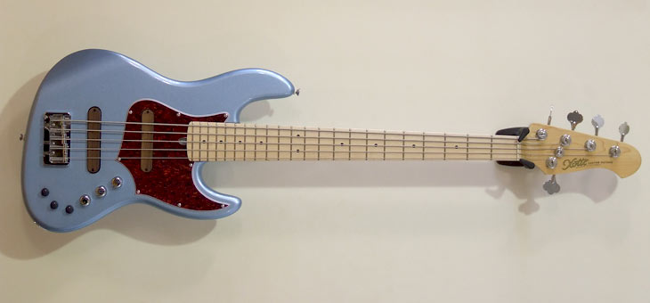 Xotic - XJ ProVintage 5 (lake placid blue)