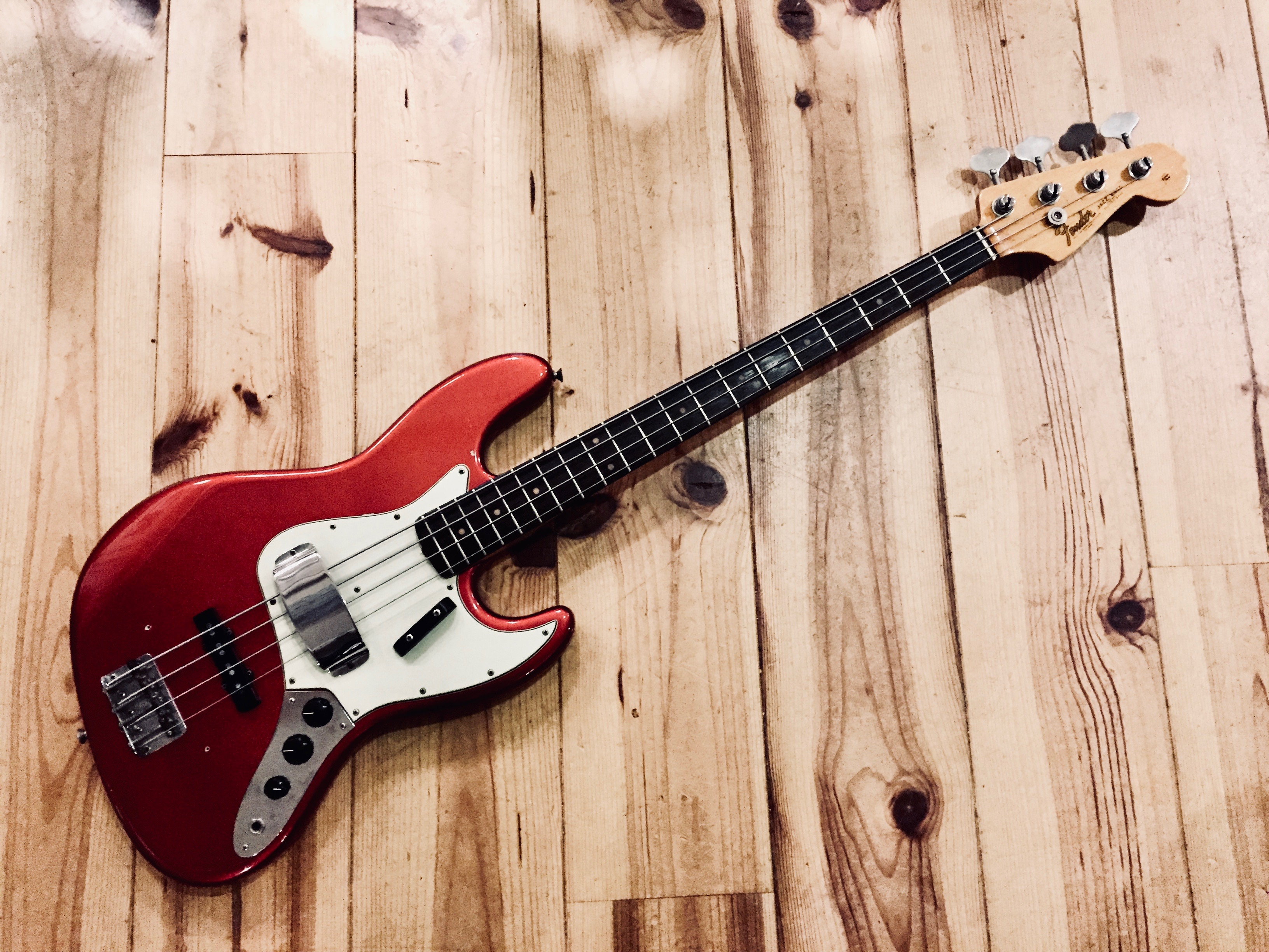 Fender - 1964 Jazz bass